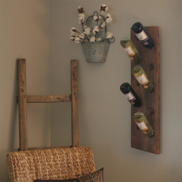 Wood Wine Rack 1