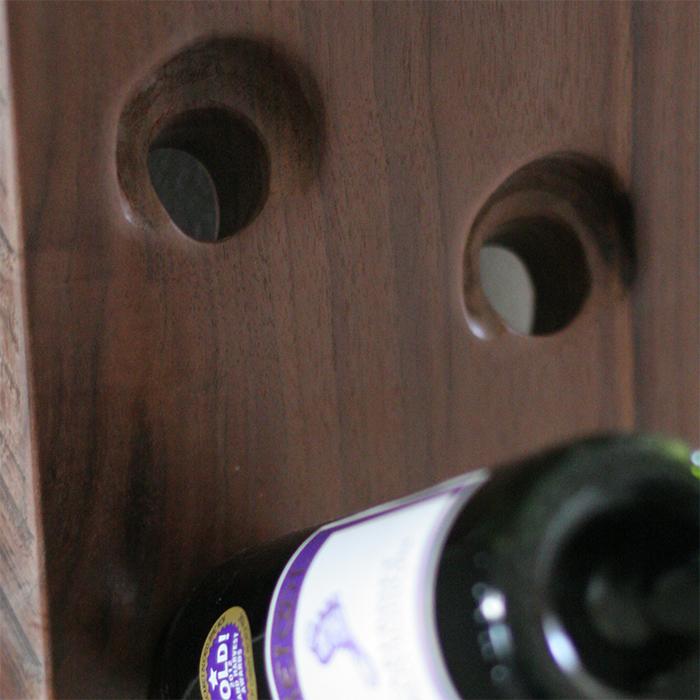 Wood Wine Rack 3