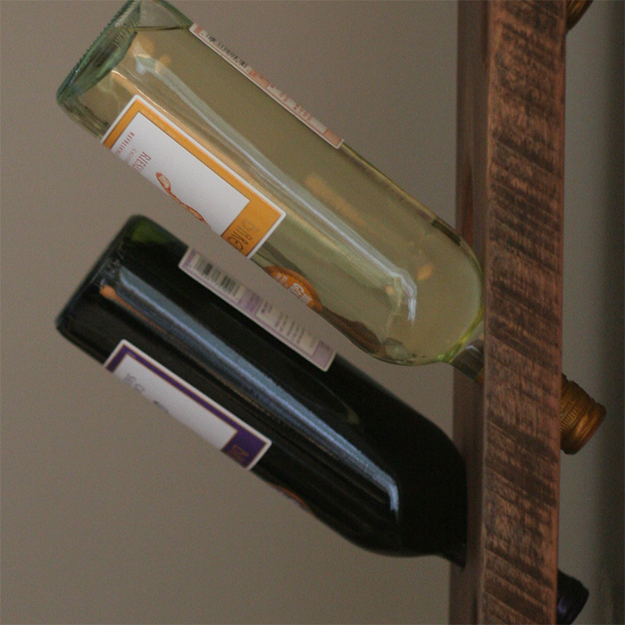 Wood Wine Rack 4