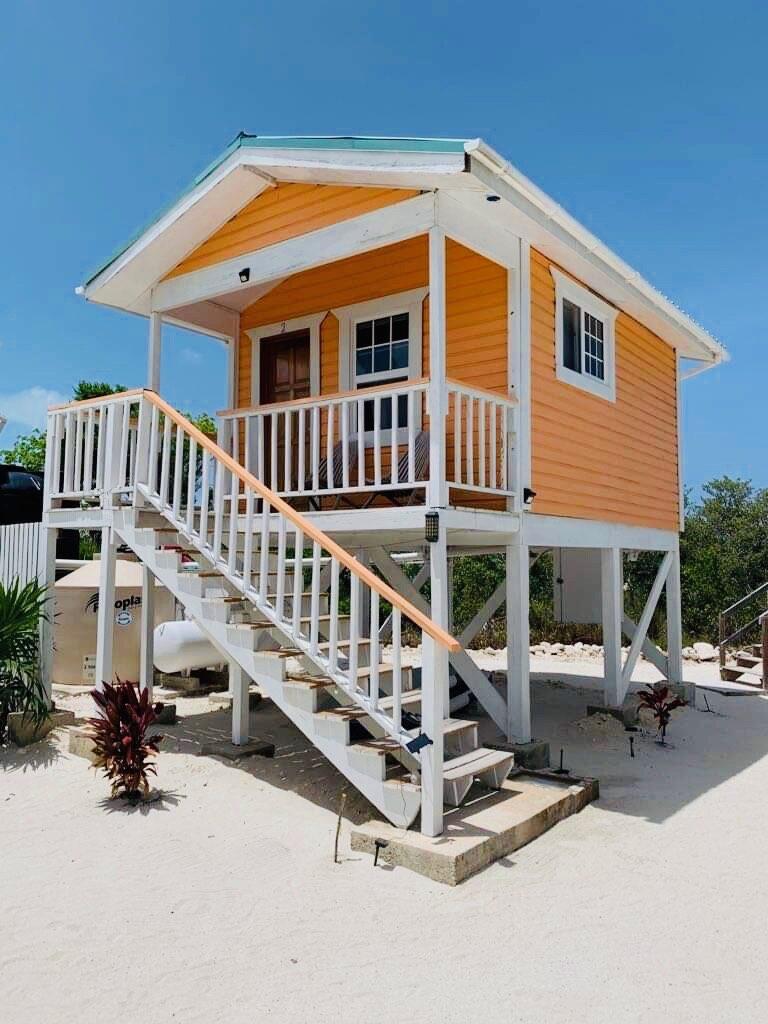 Orange Cabana