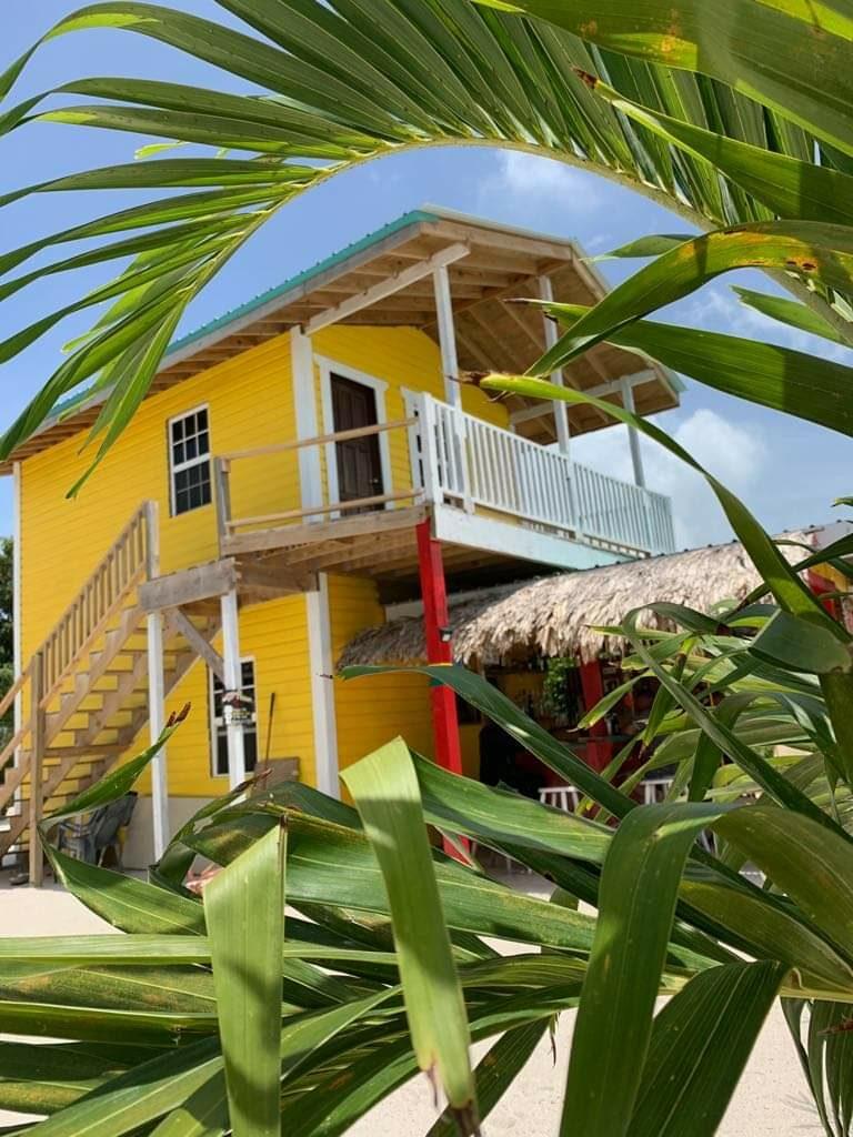 Yellow Cabana