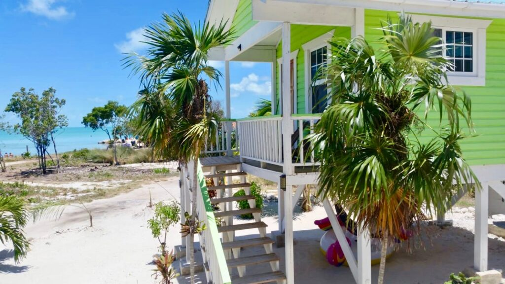 Green Cabana