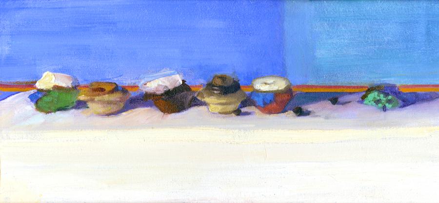 Cupcakes Painting