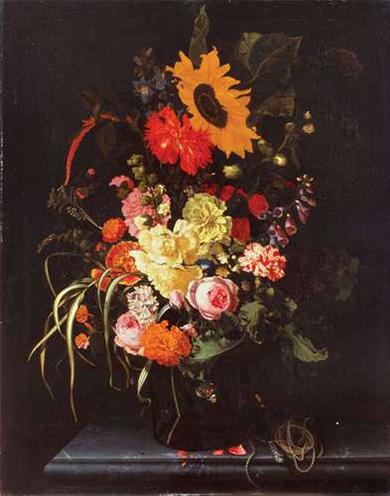 Northern Renaissance Still Life Painting