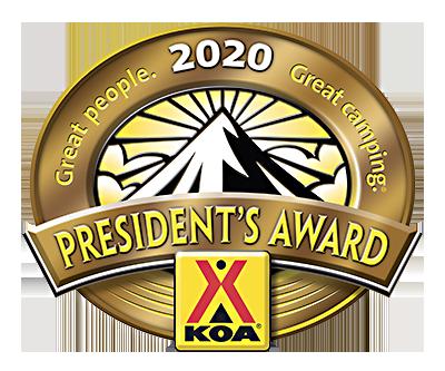 2020 Presidents Award