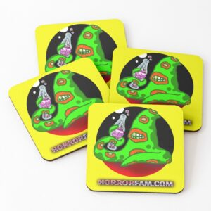 Tentacle Dan coaster set