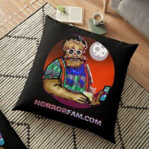 Warren floor pillow