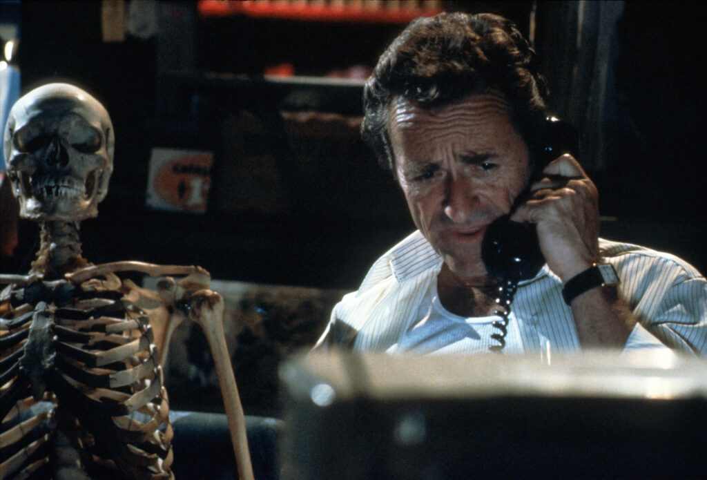 Dick Miller in The Howling
