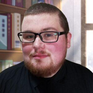 Frank Spear in GlassesShop.com glasses