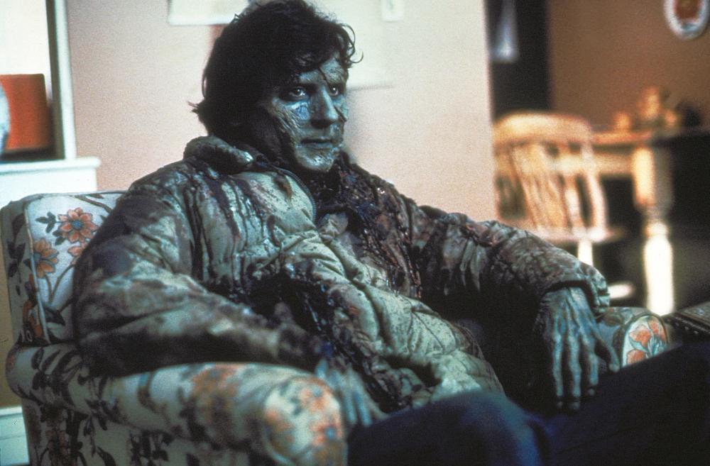 zombie ghost Griffin Dunne in An American Werewolf in London