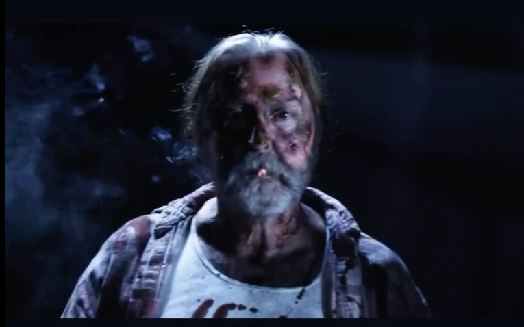 sick looking fellow from an episode of Welcome to the Horror Show