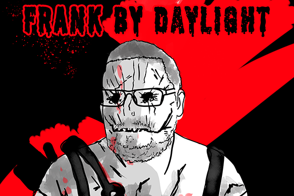 Frank Spear as the Trapper in Dead by Daylight