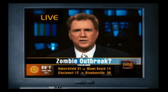 zombie news alert