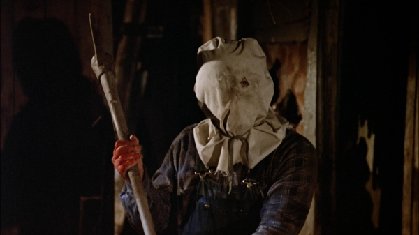 baghead Jason from Friday the 13th Part II