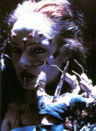 Zombie Julie in Return of the Living Dead 3