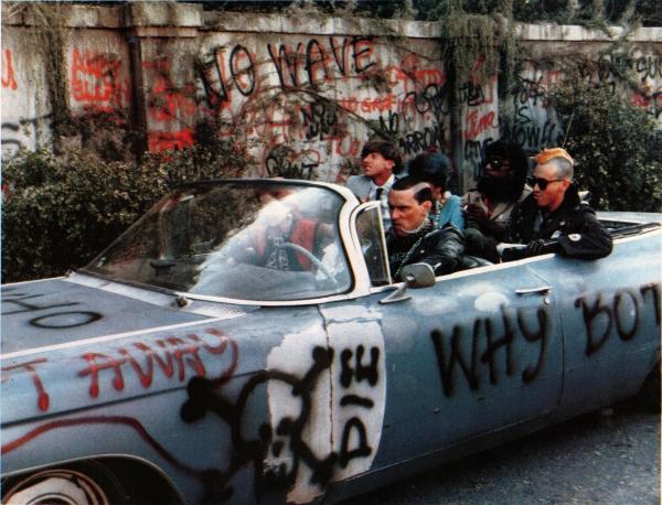 return of the living dead punks