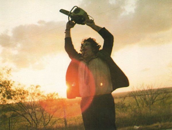 Bubba Sawyer AKA Leatherface in The Texas Chainsaw Massacre