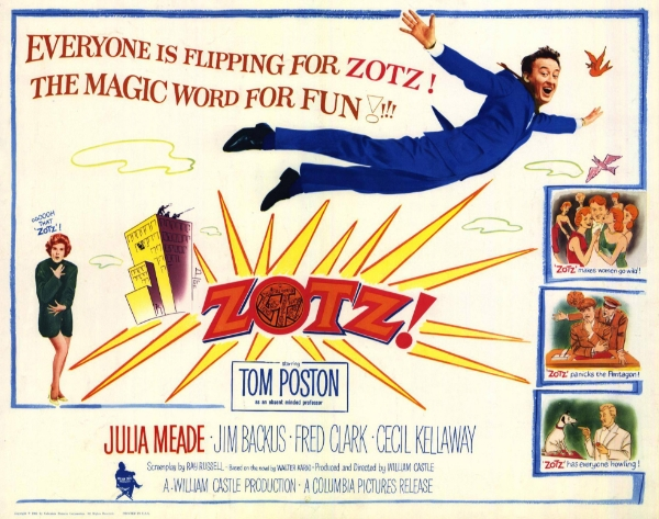Zotz! movie poster