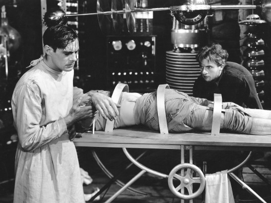 Colin Clive as Doctor Frankenstein