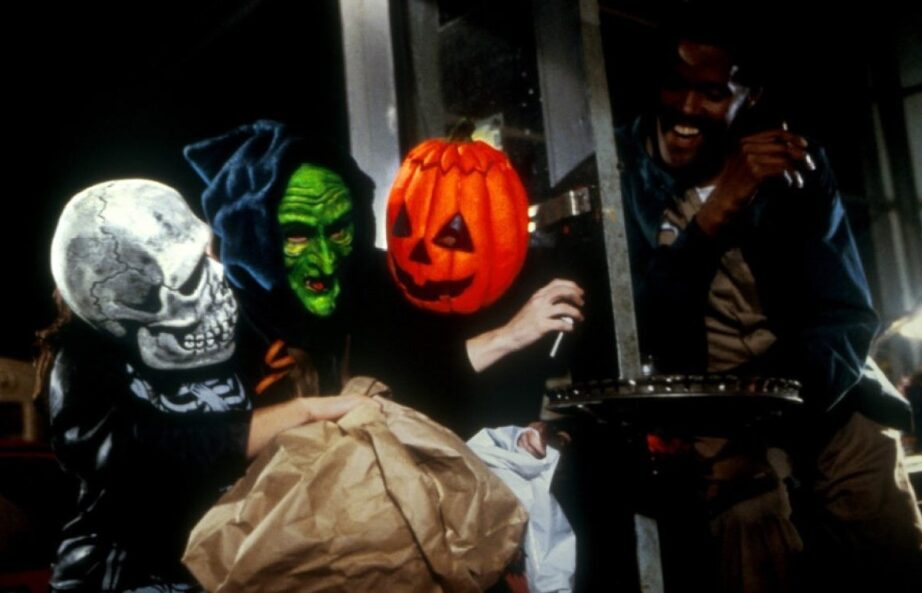 Halloween III: Season of the Witch trick or treating