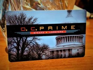 DC Prime gift card