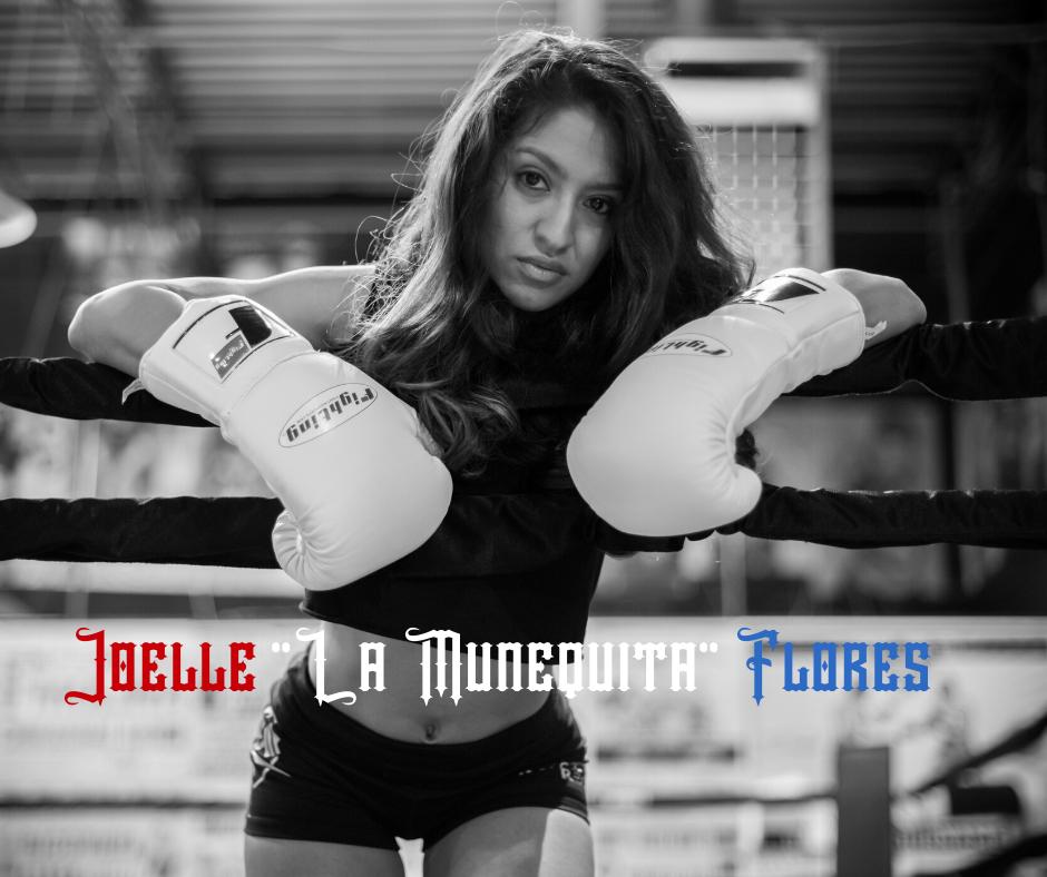 Boxer Joelle Flores