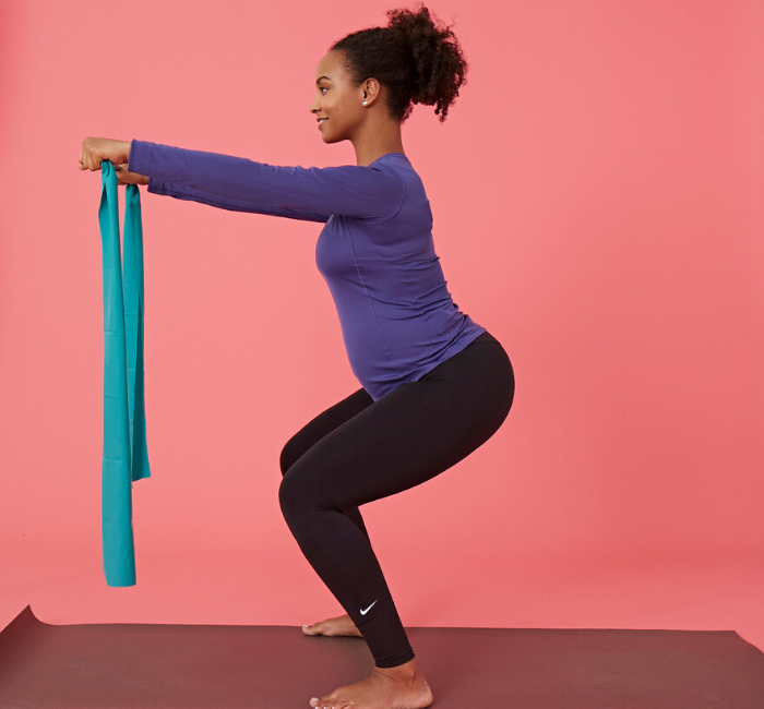 Exercises During Third Trimester of Pregnancy