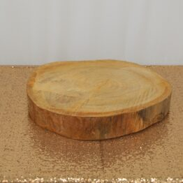 Wood Tree Slices
