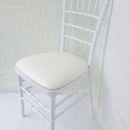 White Tiffany Chair