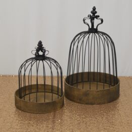 Black Crown Cages