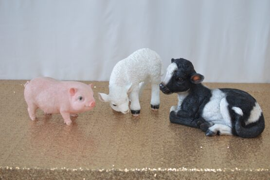 Farm Yard Animals Set