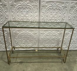 Gold Rope Console