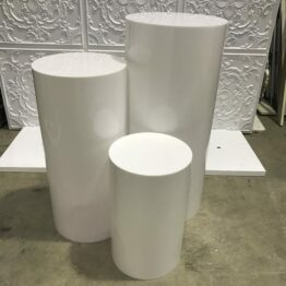 Cake Tables and Plinths