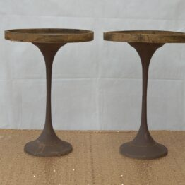 Tall Wooden Cake Stand