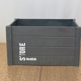 Medium Grey Box