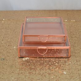 Copper Platform Box