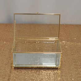 Rectangle Glass Box