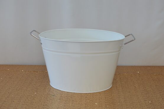 Large White Bucket