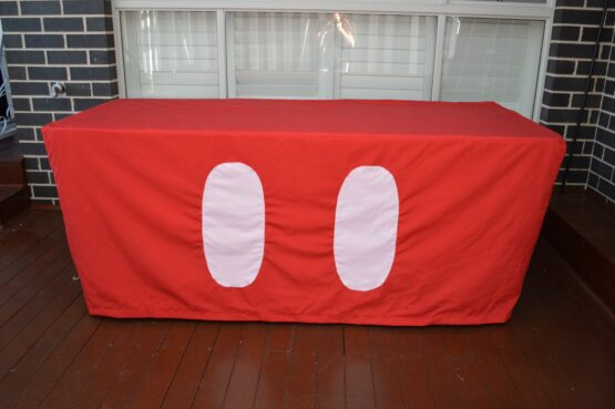 Mickey Mouse Tablecloth