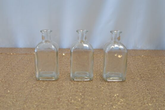 Small Bottle Glass Vases