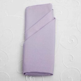 Lavender Cloth Napkin