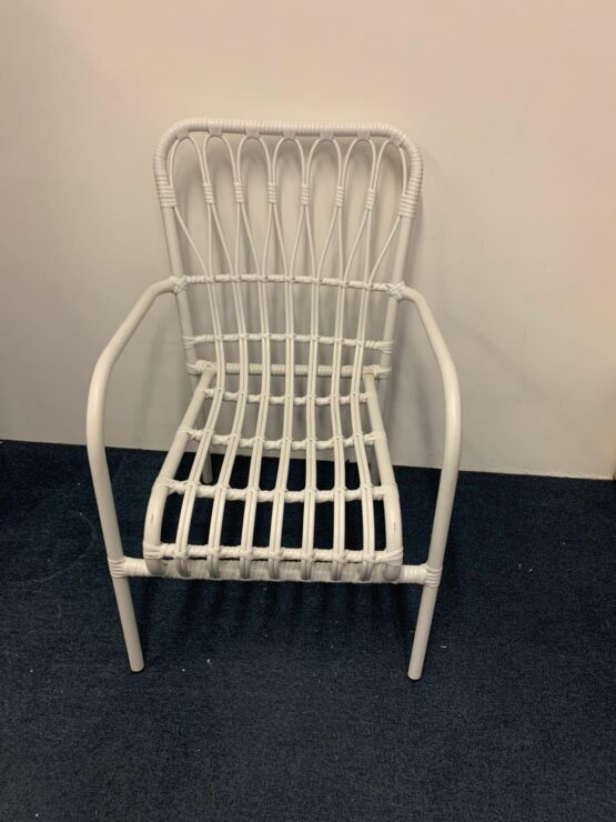 Natural Chair White