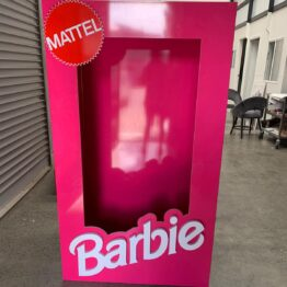 Barbie Cake Display Box