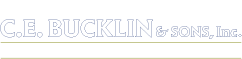C.E. Bucklin & Sons