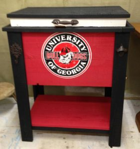 University of Georgia Cooler
