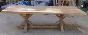 X-Pedestal-bench
