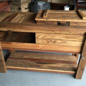 rustic-cooler-table-patio-cooler-rustic-cooler