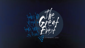 Click to download The Great Event screen saver for your computer!