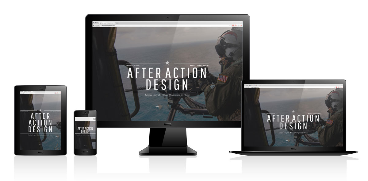 After Action Design | Website Design