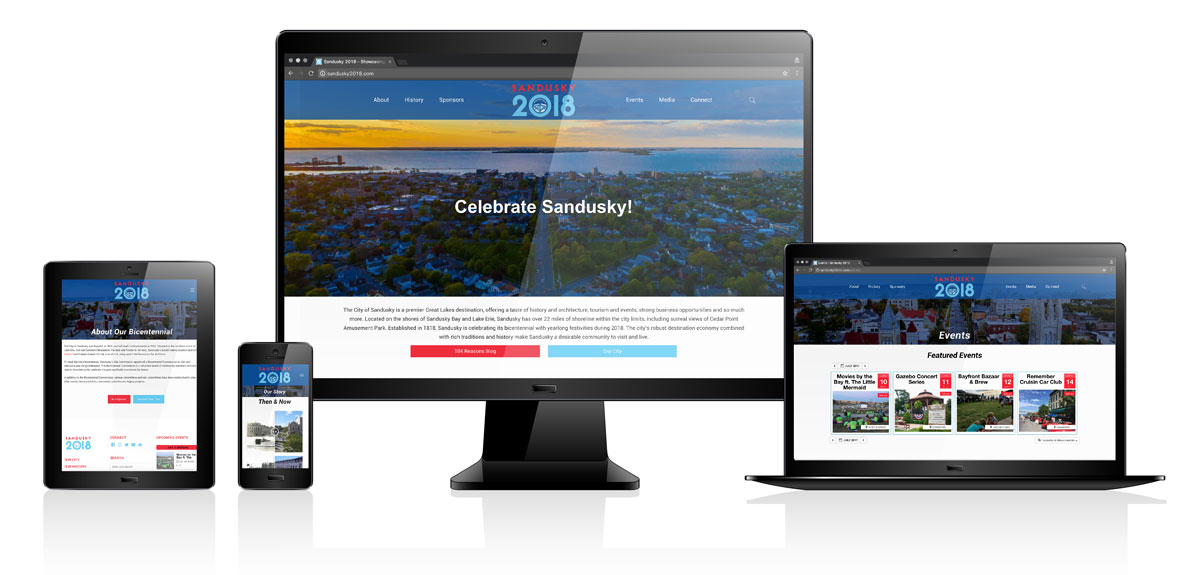 ThorSport Racing | Website Design